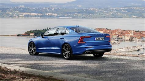 2019 Volvo S60 Everything We Know