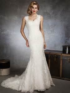 fitted wedding gowns lace fitted wedding dresses