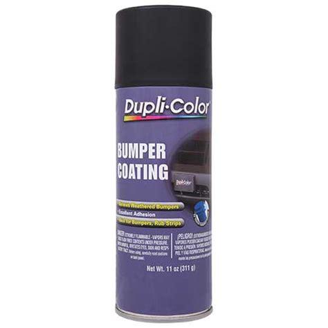 dupli color bumper coating duplicolor bumper coating black 311gm