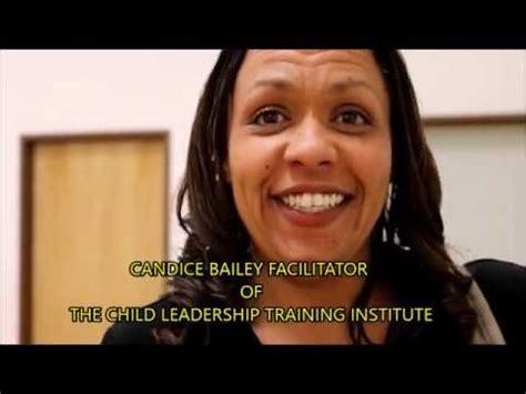 candice bailey   child leadership training institute