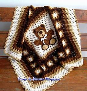 Birthday Chart Ideas Ravelry Teddy Bear Blanket Pattern By Mingazovart