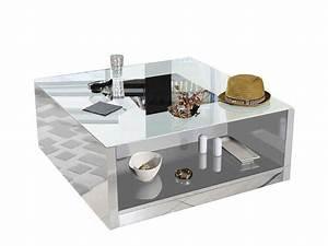 Table De Salon Alinea : alinea table basse de salon le bois chez vous ~ Premium-room.com Idées de Décoration