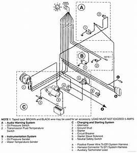 350 Mercruiser Engine Wiring Diagram
