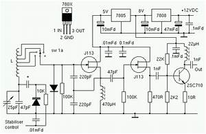 vfo With simple vfo circuit