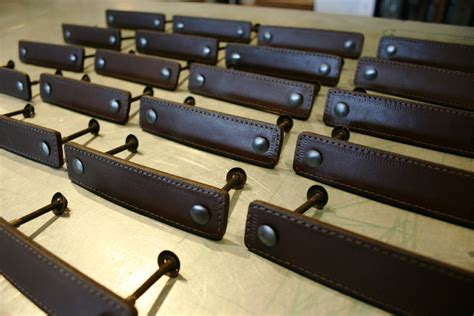 leather drawer pulls leather drawer pulls the architectural hardware
