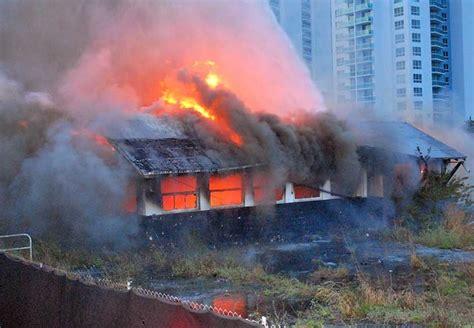 smokey yunicks garage burns part  nascar history
