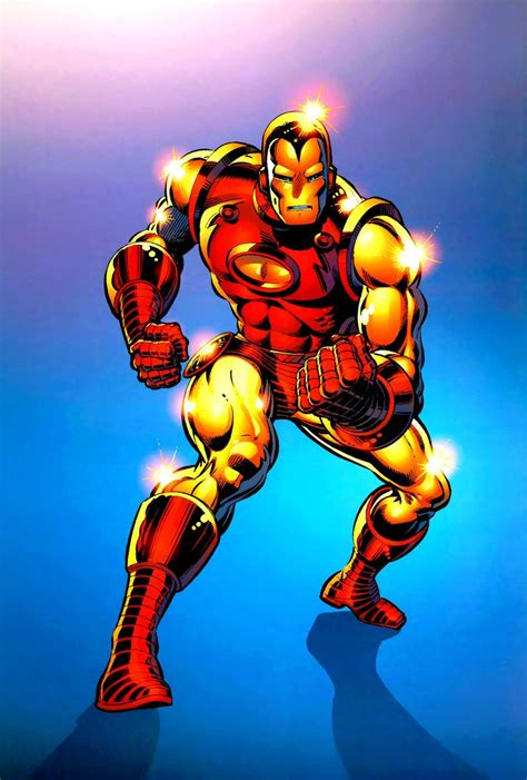 243 Best Whos Drawn The Best Iron Man Images On Pinterest