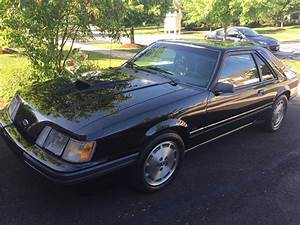 1986 Ford Mustang SVO for Sale | ClassicCars.com | CC-990558