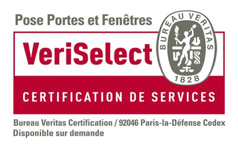 veriselect pose portes et fen 234 tres