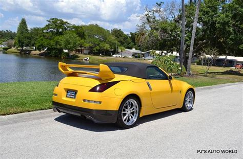 2005 Nissan 350z Roadster Enthusiast For Sale 31 Used Cars