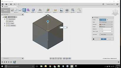 Dice Fusion Rectangle Modelling Using Equal Extrude