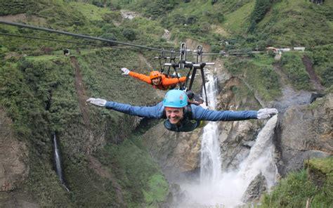 Hoteles Y Restaurantes En Baños De Agua Santa, Baños Ecuador