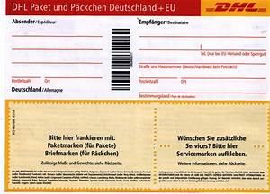 Dhl Online Frankierung Rechnung : wie schicke ich ein paket bei einer packstation ab ~ Themetempest.com Abrechnung
