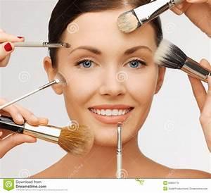 Professional Make-up Stock Photo - Image: 53820775