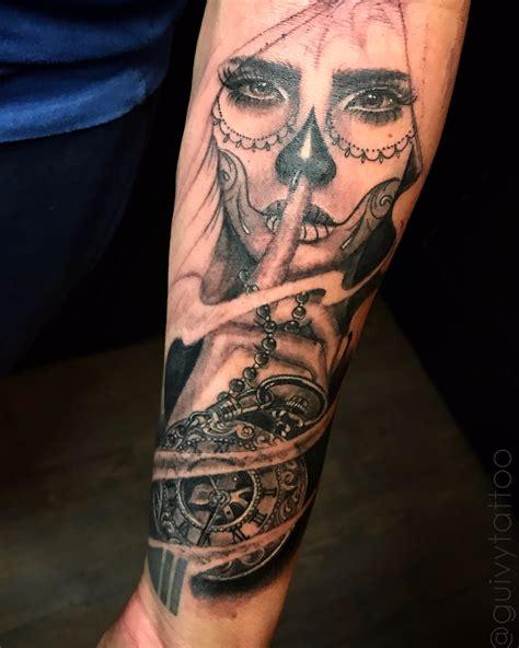 tatouage femme by guivy for sinners geneva switzerland work in progress catrina