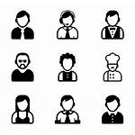 Worker Employee Icon Icons Clipart Human Employees