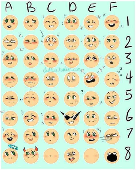 Meme Expression Faces - best 25 drawing meme ideas on pinterest draw your oc oc and drawing face expressions