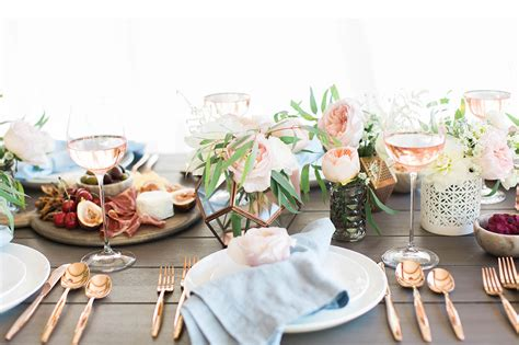 summer dinner host a summer dinner party with olivia oliver green