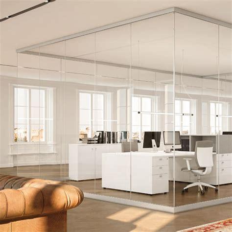 pareti divisorie in vetro per uffici pareti divisorie per ufficio in vetro