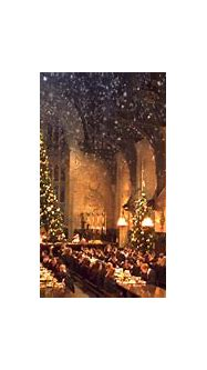 Hogwarts Dinner Event: Celebrate Christmas in the Great Hall