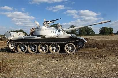 55 Tank Soviet Armored Vehicles Medium Wallpapers