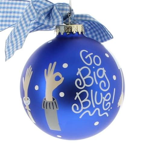 university of kentucky fan ornament upc 845499032800