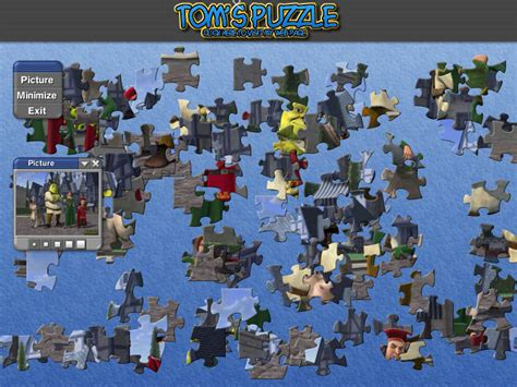 tibo software jigsaw puzzle promo creator