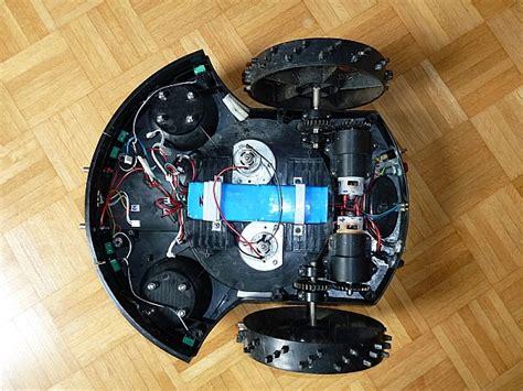 tianchen tc  robot mower hacks arduinoatmega grau