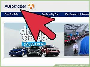 How to Search for a Used Car Online 13 Steps with Pictures