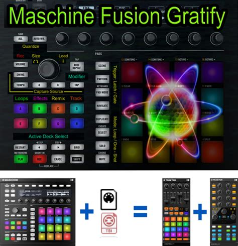 traktor remix decks maschine traktor bible maschine fusion gratify hotcues remix