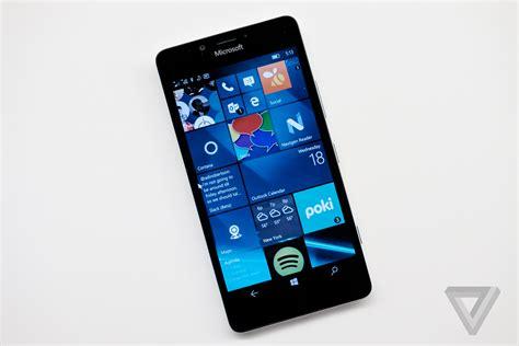 microsoft lumia  review  verge