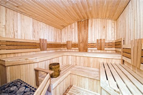 52 Dry Heat Home Sauna Designs (photos