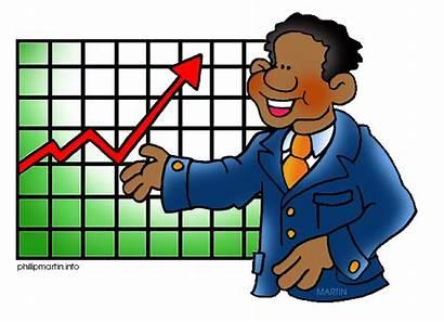 Business Clipart Cliparts Clip Economic Clipartix