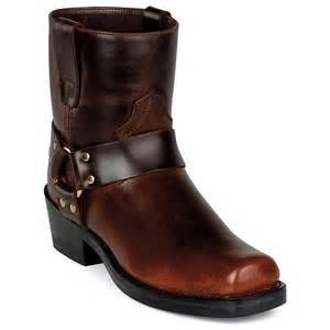 Durango Brown Harness Boots for Men