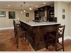Basement Bar Design Ideas Shaped Basement Bar Design