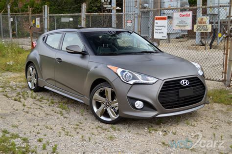 hyundai veloster turbo review webcarz