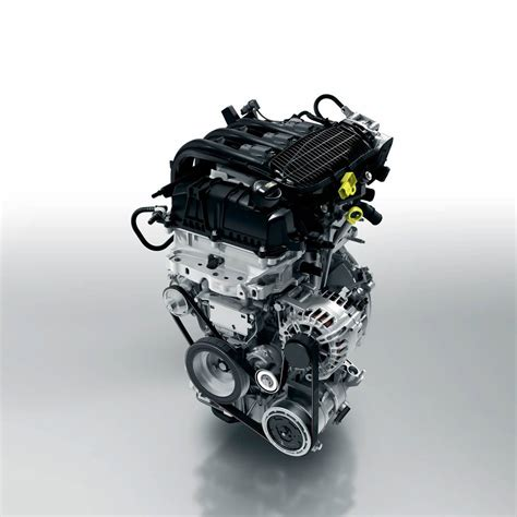 Peugeot Motors by Novo Motor De 3 Cilindros Do Peugeot 208 Promete Ser O