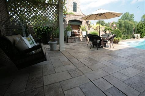Concrete Patio Design   Sundek Concrete Coatings and