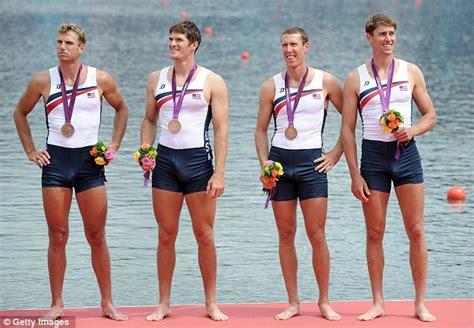 london olympics u s rower denies he had erection during