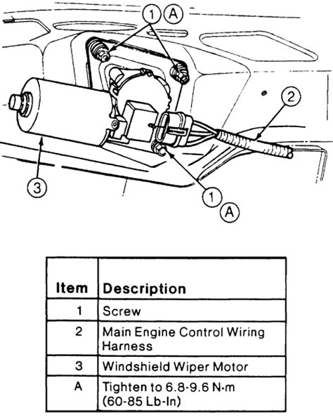 Ford F 350 Windshield Wiper Motor Wiring Diagram by 2004 Gmc Truck 1500 2wd 5 3l Mfi Ohv 8cyl Repair