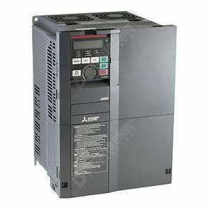 Mitsubishi A800 11kw  15kw 400v Ac Inverter Drive  Sto  C3