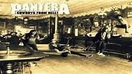 PANTERA - Cowboys from Hell (20th Anniversary Edition ...
