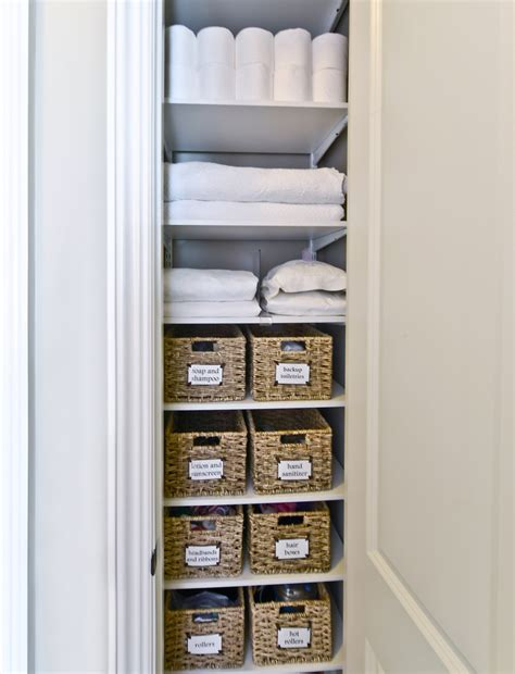 bathroom closet organization ideas closet organizer closet transitional with diy storage