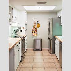 Diy Small Galley Kitchen Remodel  Sarah Hearts