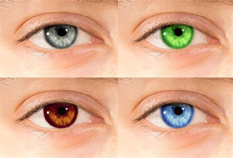 What Does Your Eye Color Say About You?