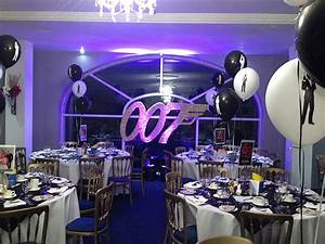 Prego Events James Bond Themed Event