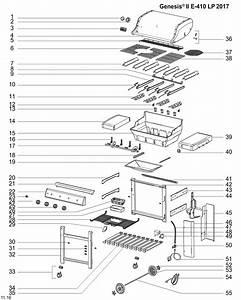 Wiring Diagram  34 Weber Genesis Parts Diagram