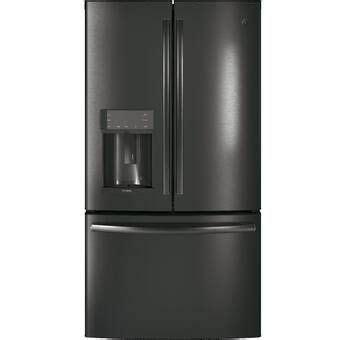 ge profile smart appliances  french door  cu ft smart energy star refrigerator
