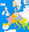 WI: Successful Middle-Francia under Italian rule ...