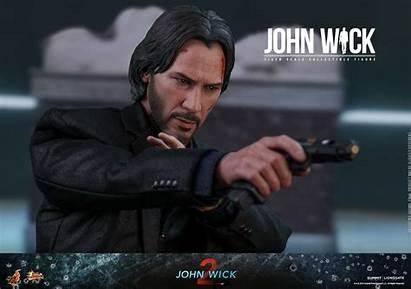 Wick John Toys Figure Reeves Keanu Chapter